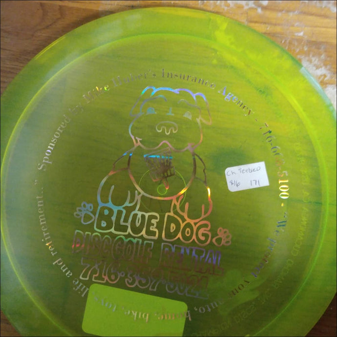 Innova Champion Teebird Blue Dog 171 Grams