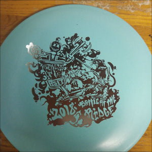 Innova Dx Battle At The Ridge Stingray 168 Grams