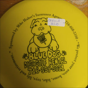 Innova Dx Roc3 Blue Dog 170 G