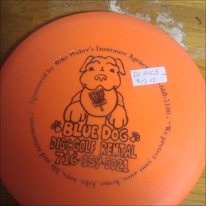 Innova Dx Roc3 Blue Dog 177 G