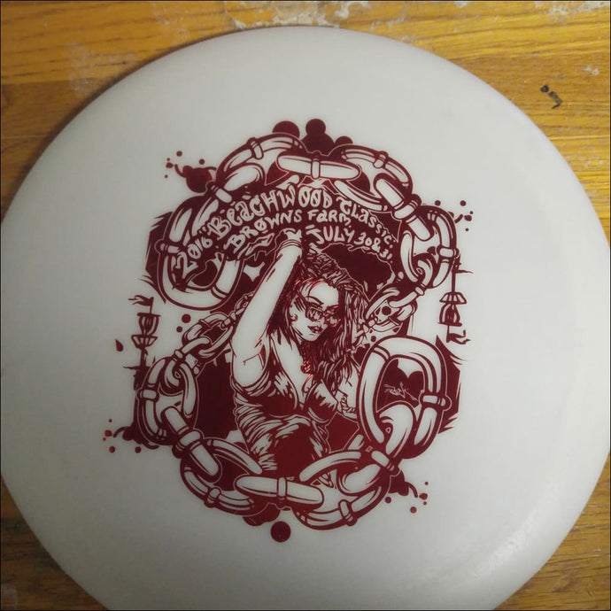 Innova Dx Valkrie Beachwood 152 Grams