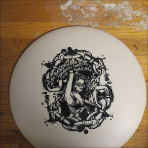 Innova Dx Valkrie Beachwood 170 Grams