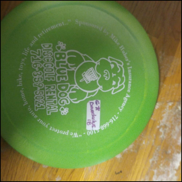 Innova G Star Daedalus Blue Dog 171 G