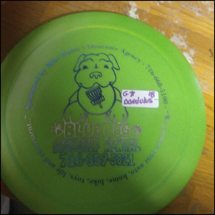 Innova G Star Daedalus Blue Dog 175 G