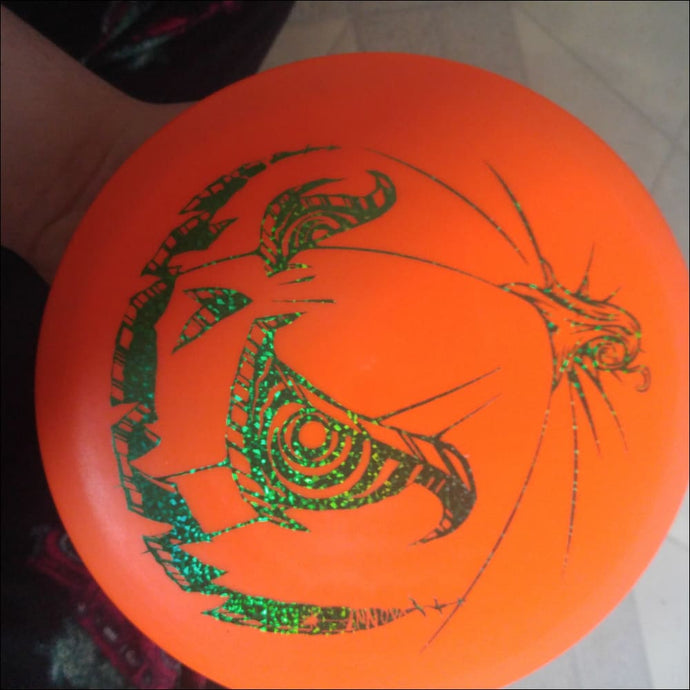 Innova Orange Pumpkin Disc 2018 Dx Roc X3 173 Grams