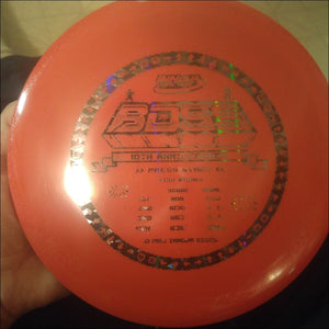 Innova Red 10Th Anniversary Star Boss 167 Gram