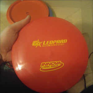 Innova Red Gstar Stock Leopard 171 Grams