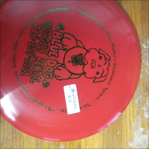 Innova Star Blue Dog Wraith 166 Grams