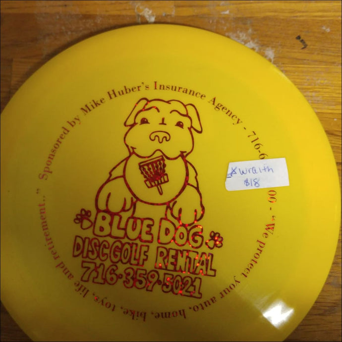Innova Star Blue Dog Wraith 170 Grams