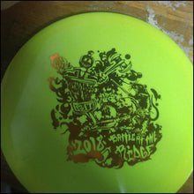 Load image into Gallery viewer, Innova Star Leopard Battle At The Ridge 166 G