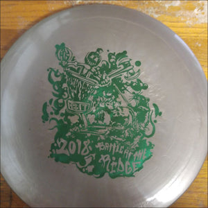 Innova Tfr Shimmer Star Savant Battle At The Ridge 168 Grams