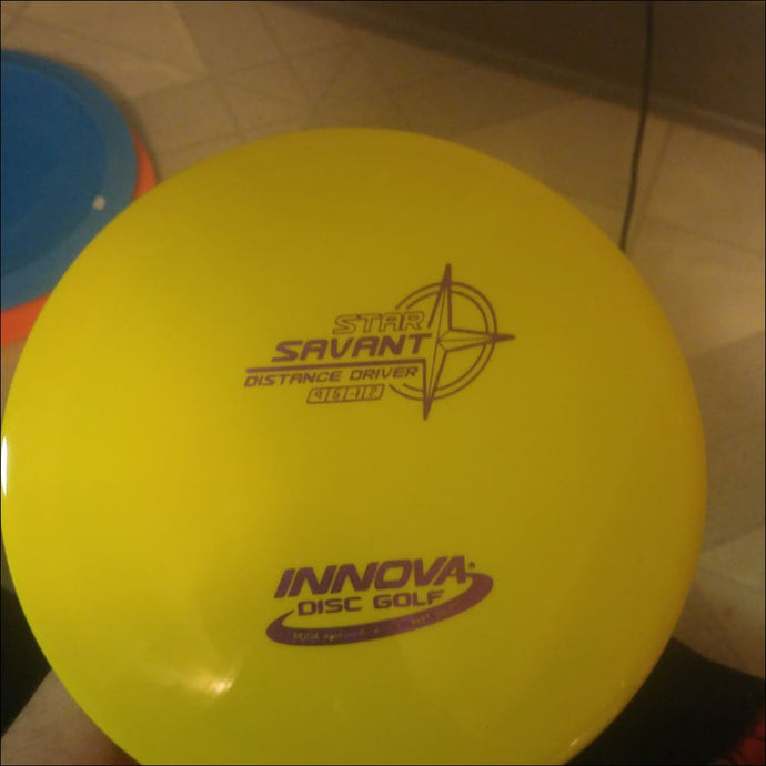 Innova Yellow Star Savant Stock 169 Grams