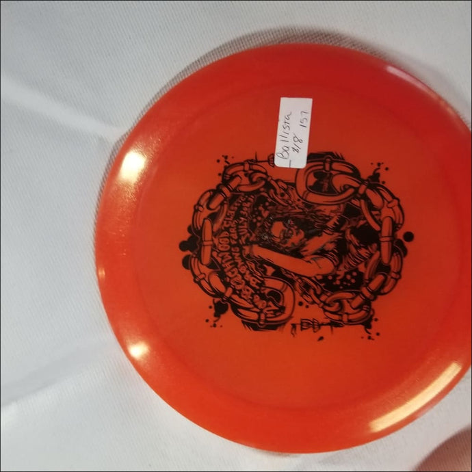 Latitude 64 Orange Beachwood 156 Grams