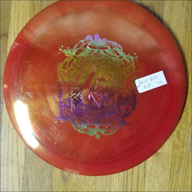 Latitude 64 Saint Pro Beachwood Red 174 Grams