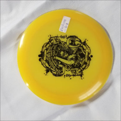 Latitude Ballista Yellow 157 Grams