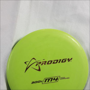 Prodigy 300 Plastic Stock Green M4 176 Grams