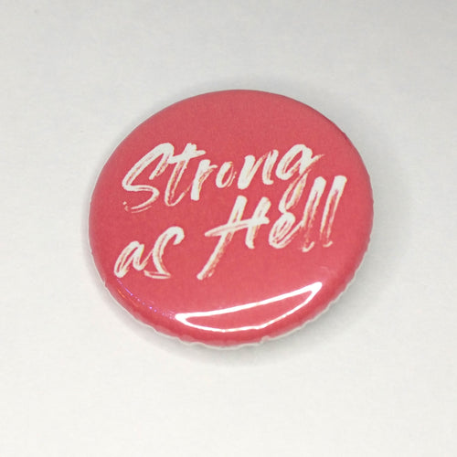 Strong as Hell Feminist 1.25