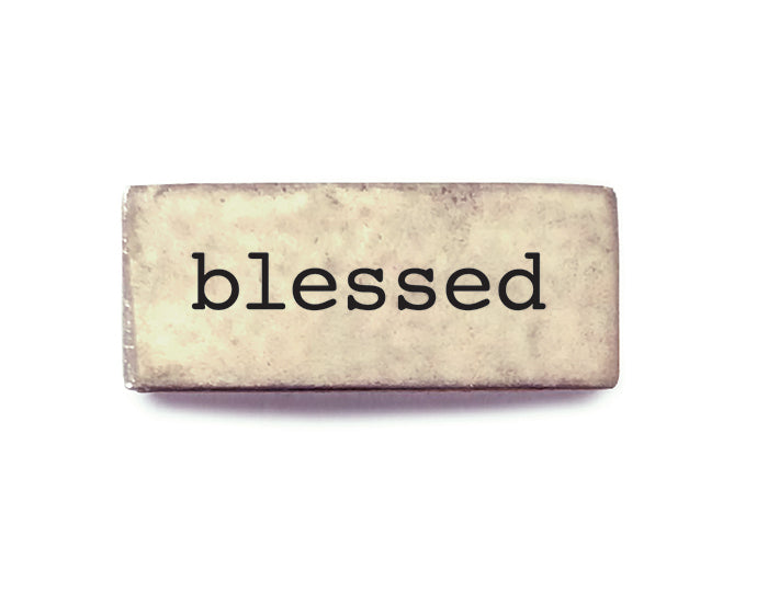 Word of Inspiration - blessed