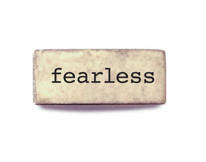 Word of Inspiration - fearless