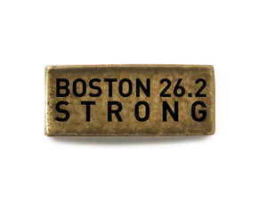 Boston Strong (silver) - Bucket Bands