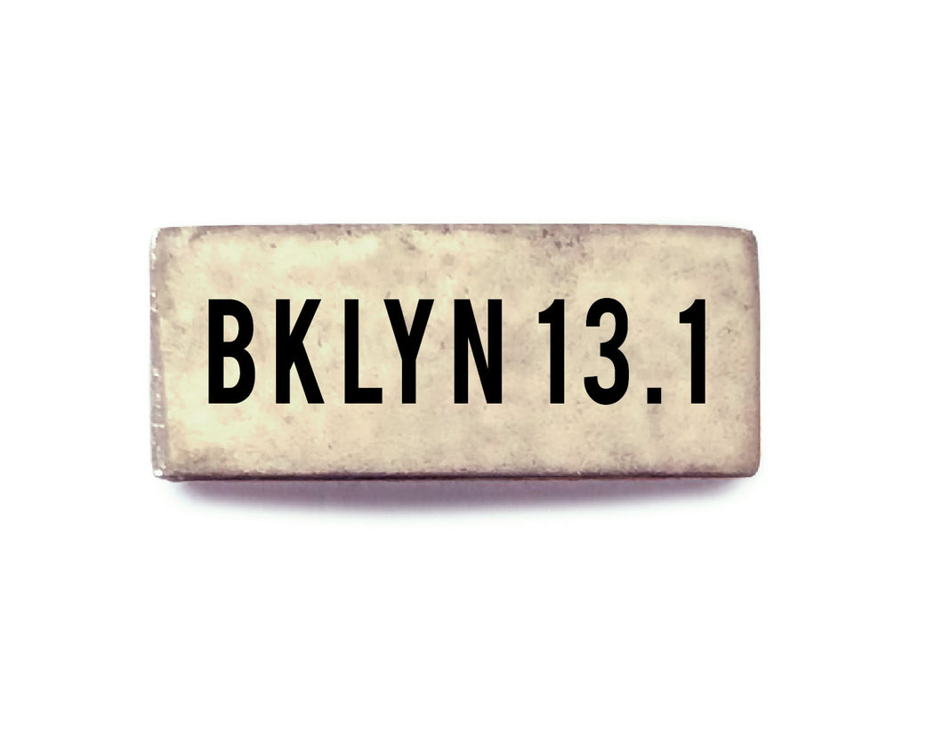 BKLYN 13.1 (silver) - Bucket Bands