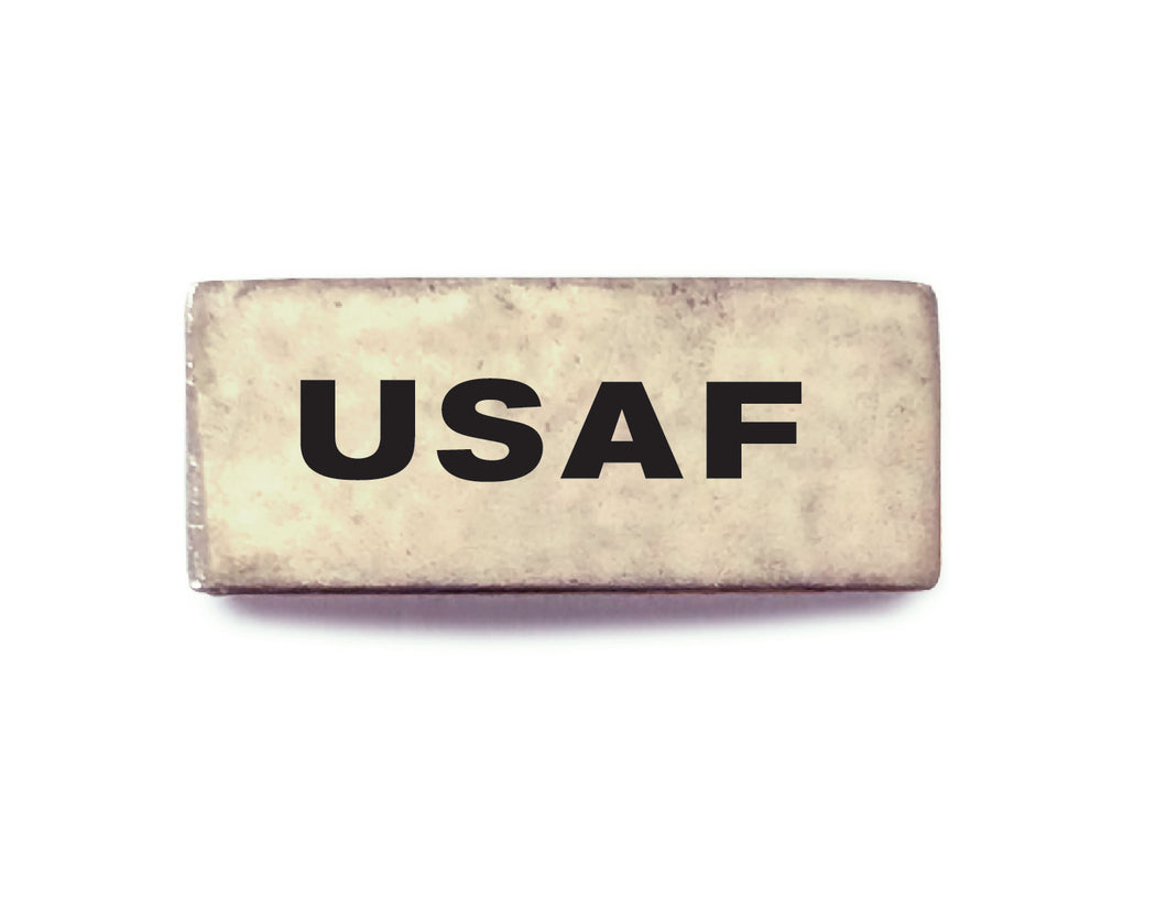 USAF (silver) - Bucket Bands