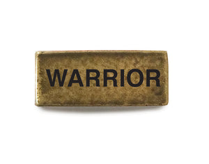 Word of Inspiration - Warrior