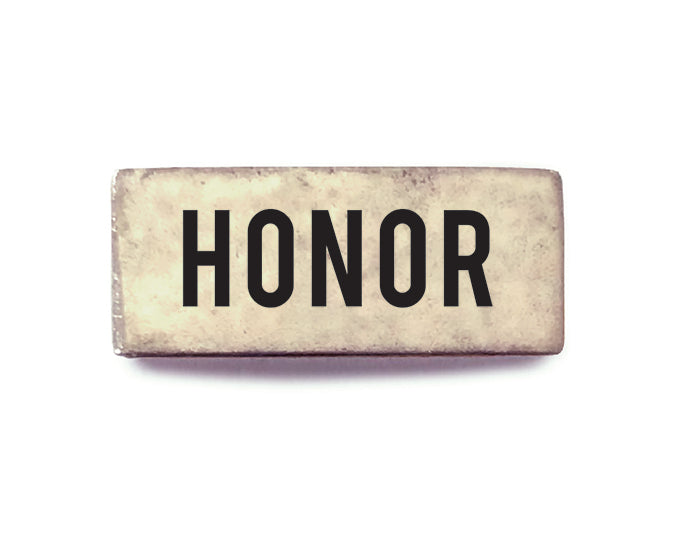 Word of Inspiration - Honor