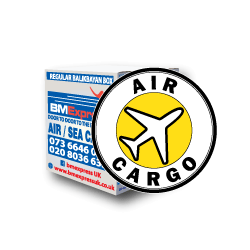 Air Cargo Above 20kg (Charged per kg)