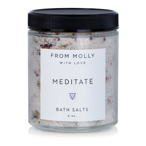 From Molly With Love - Meditate Bath Salts
