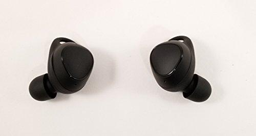 Samsung Gear IconX (2018 Edition) Cord-free Fitness Earbuds  (Black)