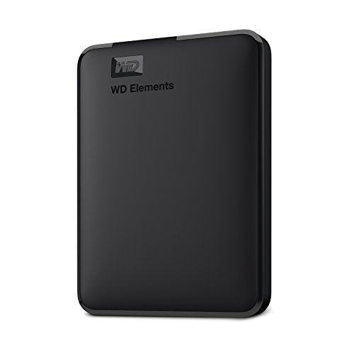 WD 3TB Elements Portable External Hard Drive - USB 3.0 - WDBU6Y0030BBK-WESN