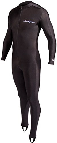 NeoSport Wetsuits Full Body Sports Skins Full Body Sports Skins, Black, X-Lar - Diving, Snorkeling & Wakeboarding