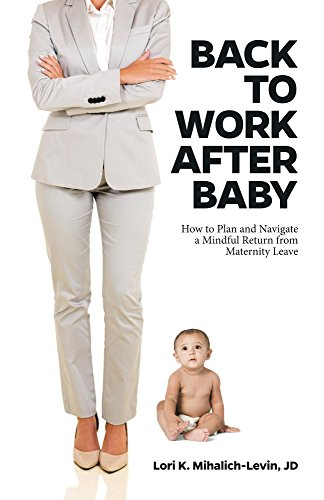 Back to Work After Baby: How to Plan and Navigate a Mindful Return from Maternity Leave