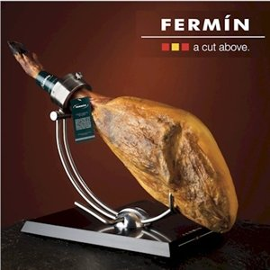 Fermin Bone In Jamon Serrano (16-18 lbs, holder not included)