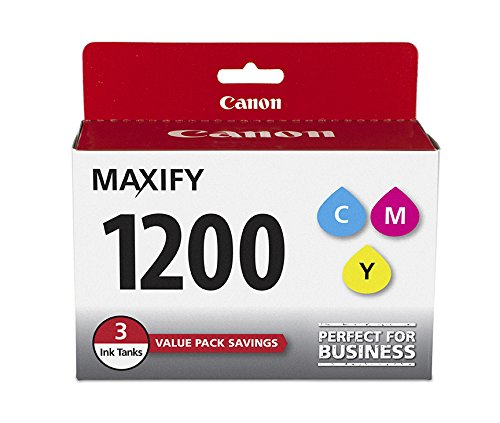 CanonInk MAXIFY PGI-1200 3Color Multi Pack Ink