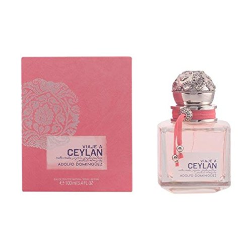 ADOLFO DOMINGUEZ CEYLAN WOMAN EAU DE TOILETTE 100ML VAPO.