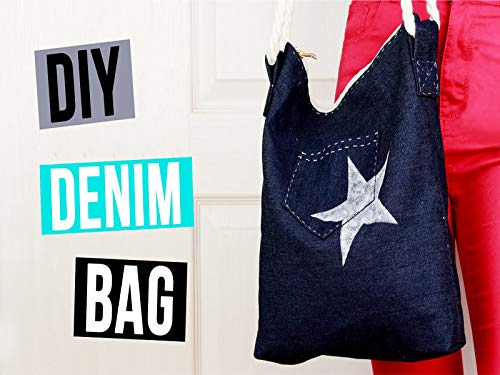 Do It Yourself Denim Bag