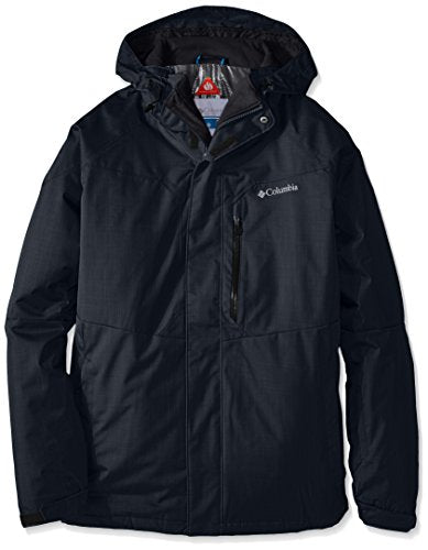 Columbia Sportswear Men's Big Alpine Action Jacket, Black, 2X
