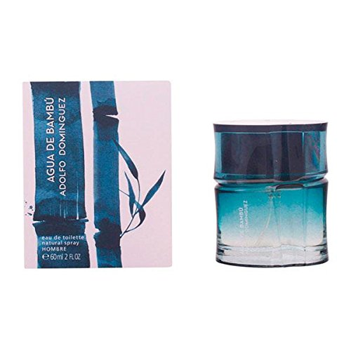 ADOLFO DOMINGUEZ AQUA BAMBOO MEN EAU DE TOILETTE 50ML VAPO , by Adolfo Dominguez