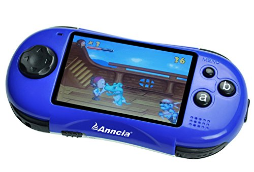 Anncia PDC100 Games Handheld Player with Color Display