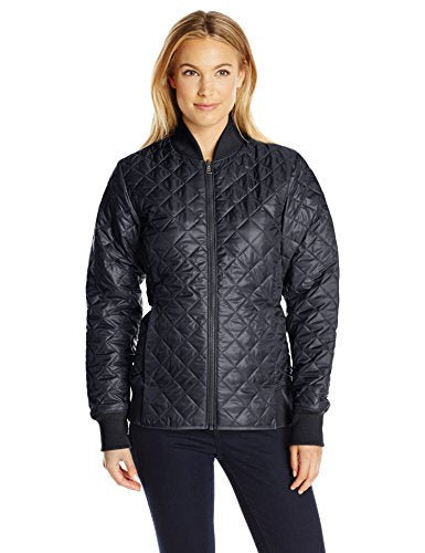 Columbia Women's Dualistic Baseball Jacket, Black, Small