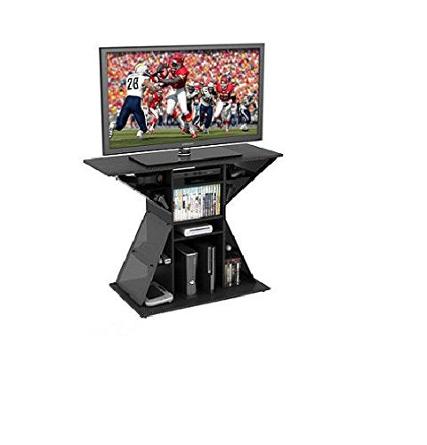"TV Video Game Stand, Gaming Storage Rack Hub Console for 42"", Xbox, PS3, PS4. Perfect Size For Any Living Room Or Bedroom In Your Home."