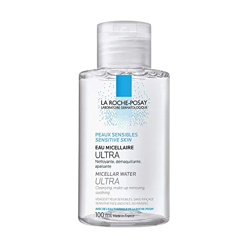La Roche-Posay Micellar Cleansing Water for Sensitive Skin, 3.38 Fl. Oz.
