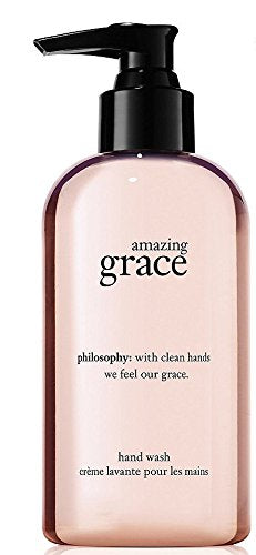 Philosophy Amazing Grace Hand Wash 8 Fl Oz