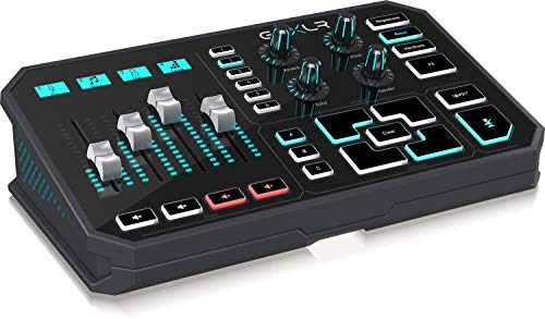 GoXLR - Mixer, Sampler, & Voice FX for Streamers