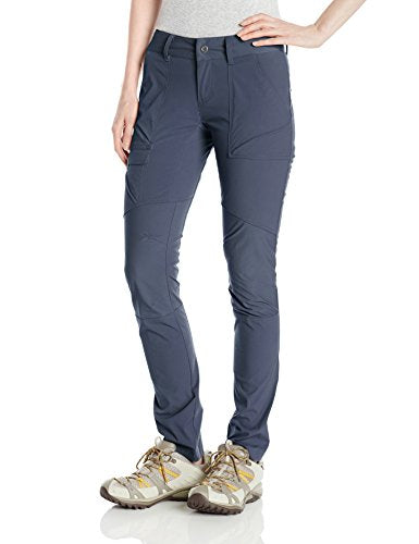 Columbia Women's Silver Ridge Stretch Pants, India Ink, Size 14