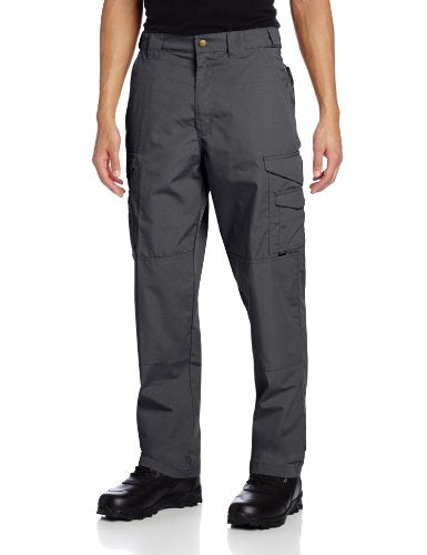 TRU-SPEC Men's 24-7 Tactical Pant, Charcoal, 36 x 30-Inch