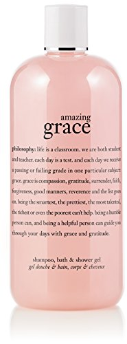 Philosophy Amazing Grace Shampoo, Bath & Shower Gel, 16 Ounces