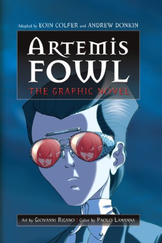 Artemis Fowl: The Graphic Novel (Artemis Fowl (Graphic Novels) Book 1)